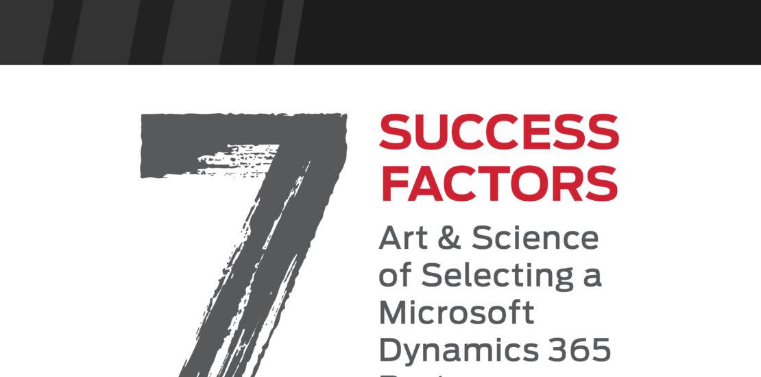 7 success factor